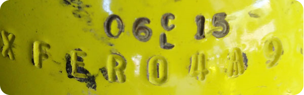 Invalid Hydro Stamps on ScubaCylinders