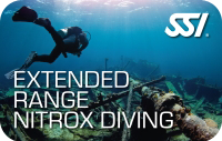 SSI Extended Range (XR) Nitrox Diving